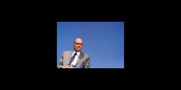 """Jacques Chirac va """"aussi bien que possible"""""""