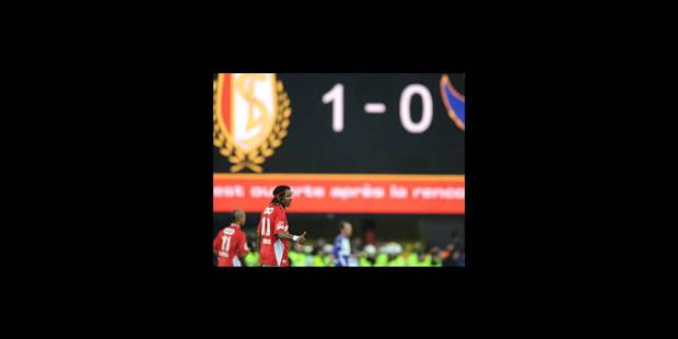 Le Standard est en PO1, Anderlecht bat La Gantoise - La Libre