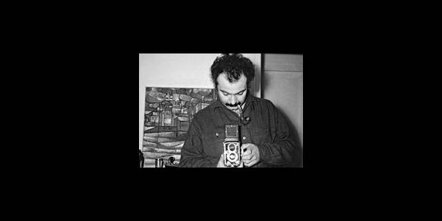 Georges Brassens, le feu à la pipe - La Libre
