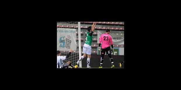 Charleroi - Cercle 0-3 : tout ça... pour ça - La Libre
