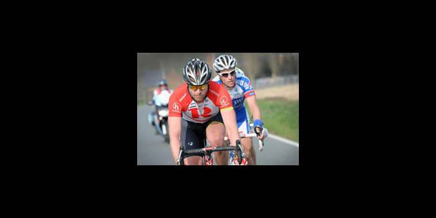 Rosseler remporte les Trois Jours de La Panne-Coxyde - La Libre