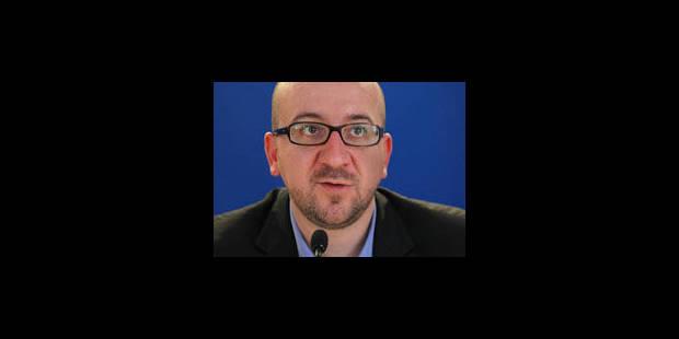 Le MR appelle au calme après les déclarations de Kris Peeters - La Libre
