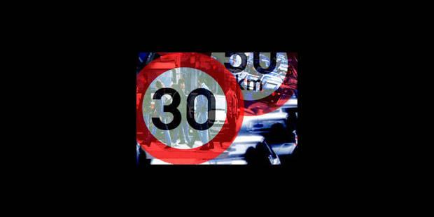 Les excès de vitesse peu réprimés - La Libre