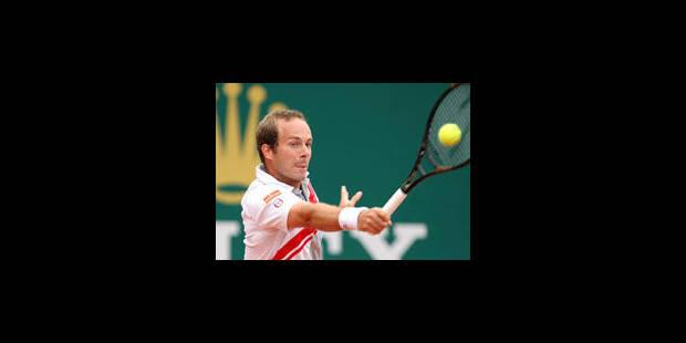 Olivier Rochus sorti au 2e tour par Berdych - La Libre