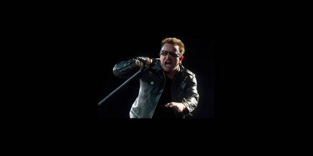 U2 bat le record de la plus grande recette jamais réalisée pour une tournée - La Libre