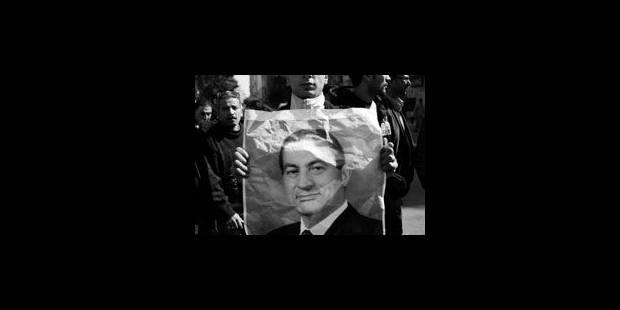 Moubarak et ses fils placés en détention pour 15 jours - La Libre