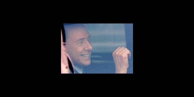 Berlusconi a marqué un point dans sa guerre contre les magistrats - La Libre