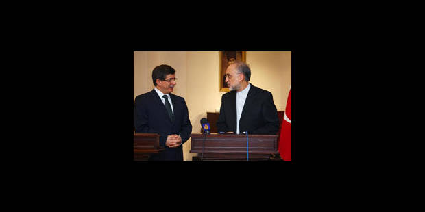 La Turquie et l'Iran ouvrent un troisième poste frontière - La Libre