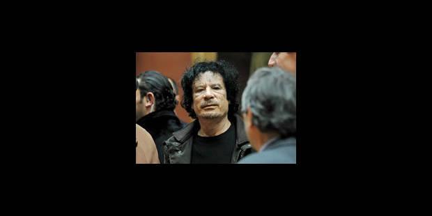 Quel pays accueillera Mouammar Kadhafi? - La Libre