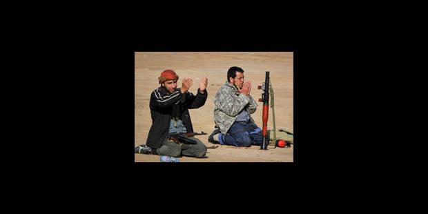 Libye: l'Otan va défendre les civils mais a besoin d'avions supplémentaires - La Libre