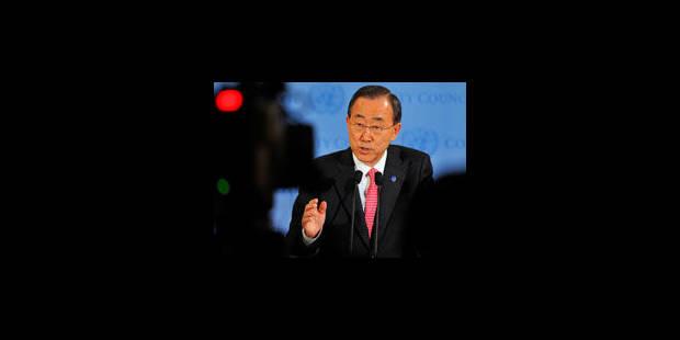 Silence embarrassé de Ban Ki-moon sur la répression en Chine - La Libre