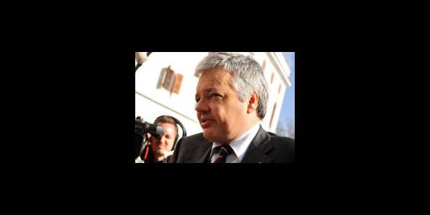 """Reynders: """"des chiffres encourageants sur la dette belge"""" - La Libre"""