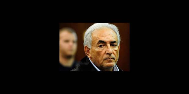 Strauss-Kahn a passé la nuit dans une prison de NY - La Libre