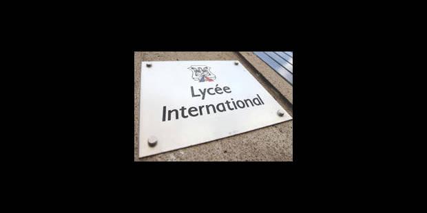 Anvers : le lycée français se met au néerlandais - La Libre