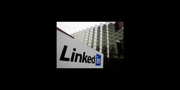 LinkedIn valorisé à 4 milliards de dollars - La Libre