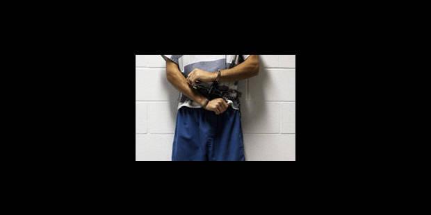 Les prisons flamandes comptent 38% de détenus étrangers - La Libre