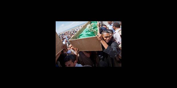 """le procureur de la CPI """"presque prêt pour un procès"""" sur les crimes commis en Libye - La Libre"""
