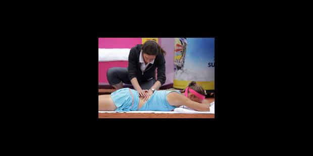 Yanina Wickmayer incertaine pour Roland Garros - La Libre