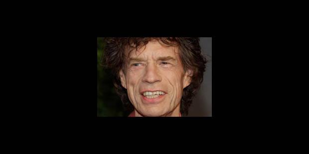 Mick Jagger quitte les Stones pour ... Stone - La Libre