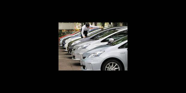 Séisme au Japon: Toyota et Honda ont produit deux fois moins en avril - La Libre