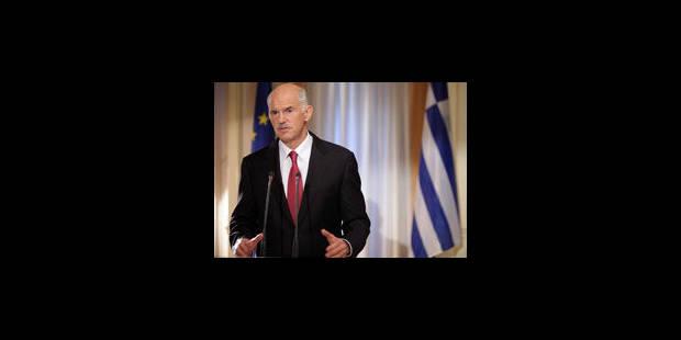 Grèce: l'UE hésite aussi à verser la prochaine tranche d'aide - La Libre