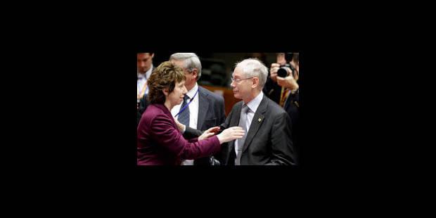 Réunion des ministres des Finances début de semaine prochaine - La Libre