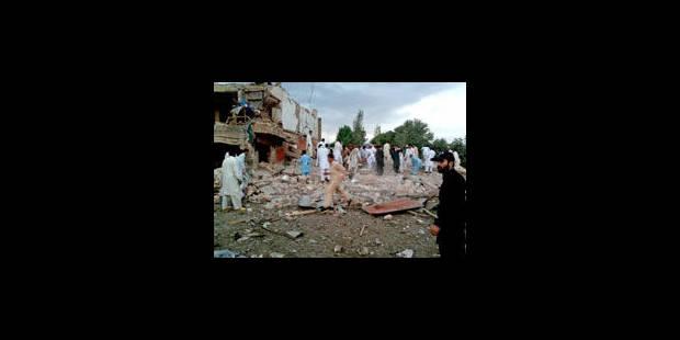 34 morts dans une attaque des talibans à la frontière afghane - La Libre