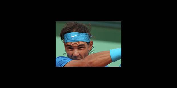 Nadal 2ème qualifié au Masters après Djokovic - La Libre