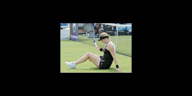 Kim Clijsters est forfait pour Wimbledon - La Libre