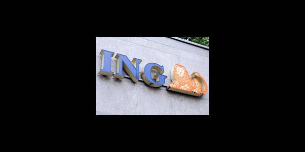 ING moins optimiste que la Banque nationale - La Libre