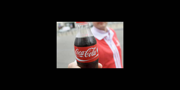 Coca-Cola: les négociations d'une convention collective échouent - La Libre