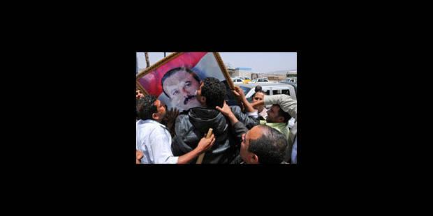 Yémen: une bombe placée dans la mosquée a blessé le président - La Libre