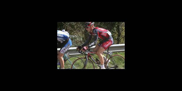 Wim Vansevenant a acheté des produits de dopage dernier cri - La Libre