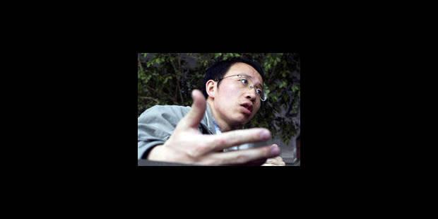 Libération du militant chinois des droits de l'Homme Hu Jia - La Libre
