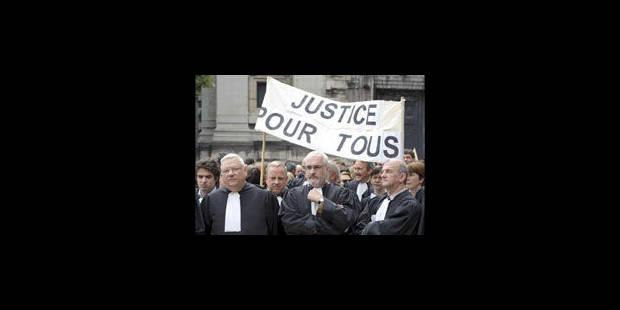 Salduz : une loi pour 2012 ? - La Libre