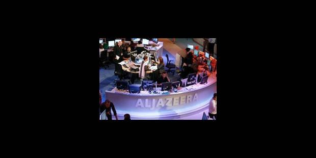 Al-Jazira dénonce des menaces contre ses journalistes - La Libre