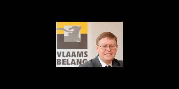 Erik Arckens quitte le Vlaams Belang - La Libre