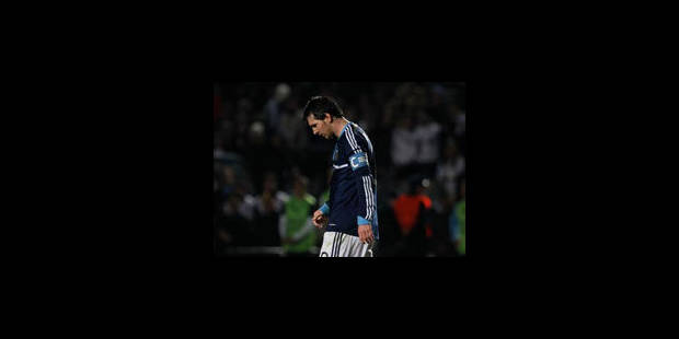 L'Argentine éliminée de la Copa America - La Libre