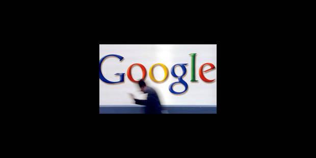 LaLibre.be revient sur Google