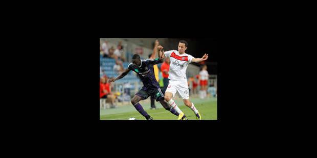 Anderlecht fait match nul 1-1 avec le PSG - La Libre
