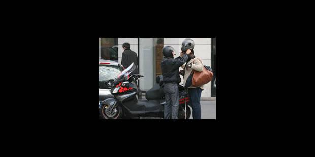 Moto ou taxi ? Les deux ! - La Libre