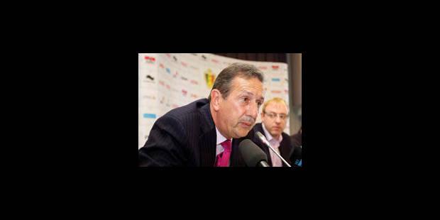 Mondial 2014: Leekens, De Keersmaecker et Sablon à Rio pour le tirage des éliminatoires