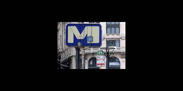 Dégagement de fumée dans un tunnel: la circulation du métro rétablie - La Libre