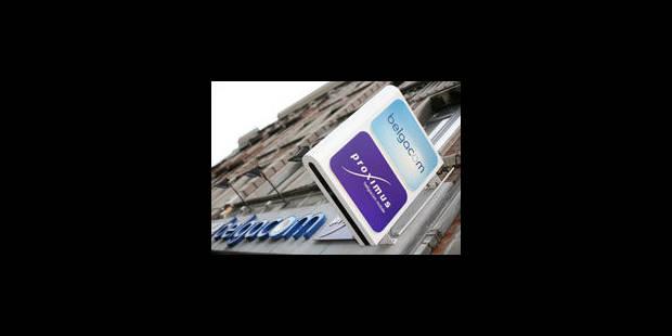 Un deuxième trimestre marqué par une forte croissance de la clientèle pour Belgacom - La Libre