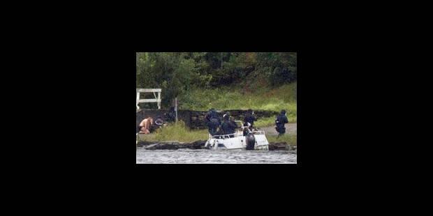 """""""Breivik. Commandant. Opération accomplie"""" - La Libre"""