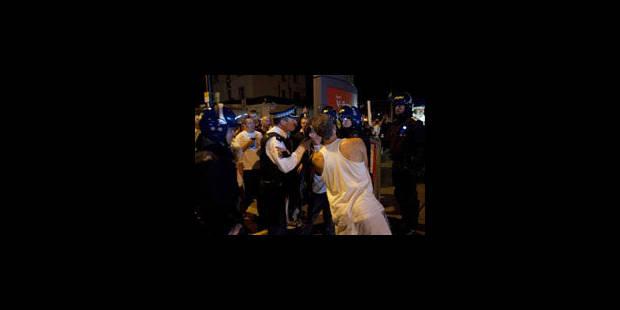 Plus d'un millier d'interpellations après 4 nuits de violences - La Libre