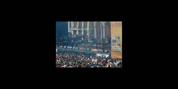 Un Brussels Summer Festival pour tous les goûts - La Libre
