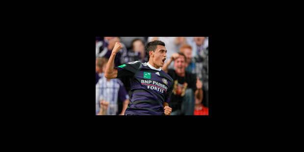 Victoire poussive d'Anderlecht à Lokeren (0-1) - La Libre