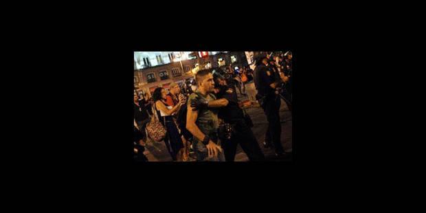 Les JMJ secouées par des incidents à Madrid