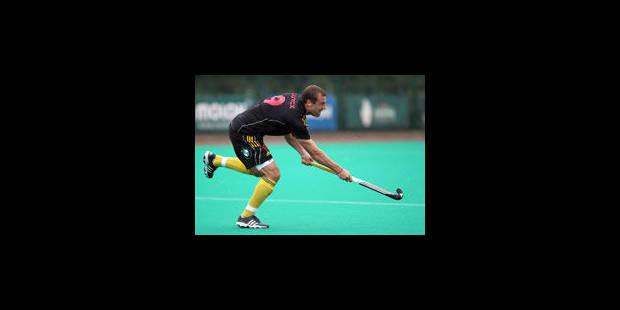Hockey : la Belgique s'incline 1-3 face à l'Allemagne